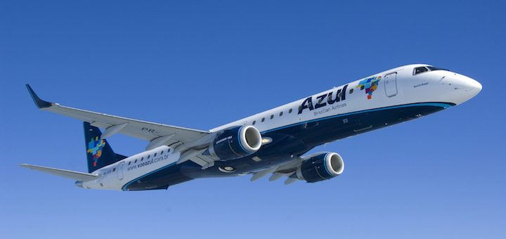 Image of Azul-Brazilian-Airlines-aircraft Crew Manager