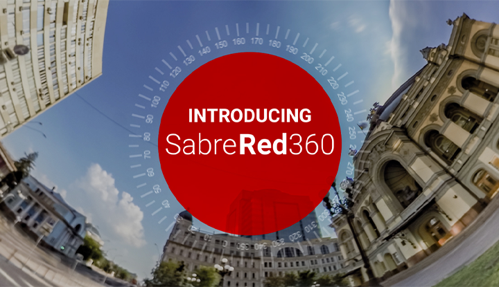Image of Sabre Red 360