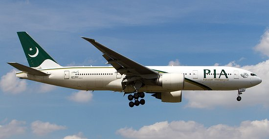 Image of Pakistan International Airlines