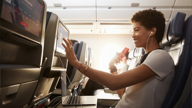 airline travel experience