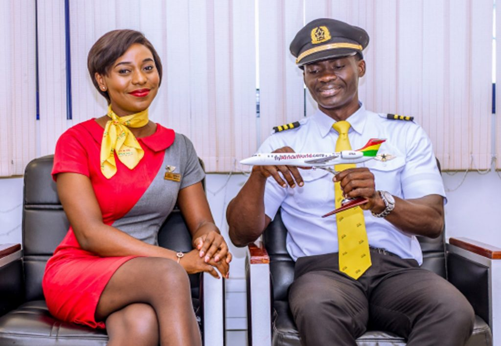 Africa World Airlines, Sabre GDS